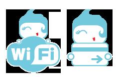 La Más Bonita Wi-fi